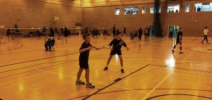 Boys Badminton